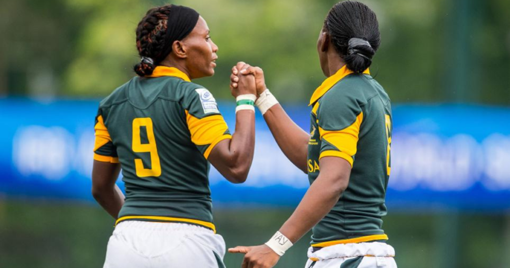 'Women's rugby receives strategic boost'