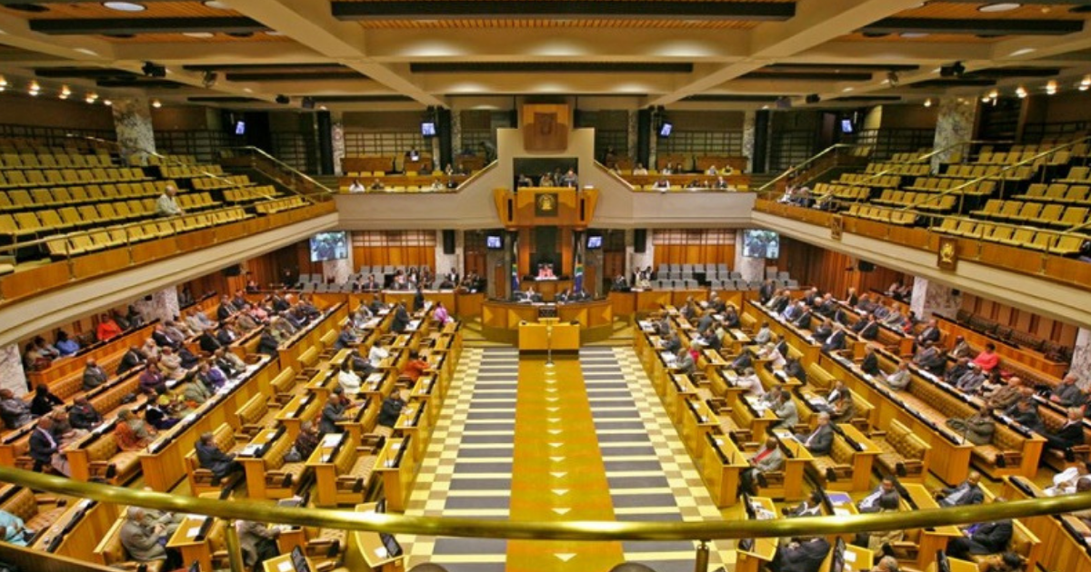 Conflating morality and the law does South Africa's governing party no good