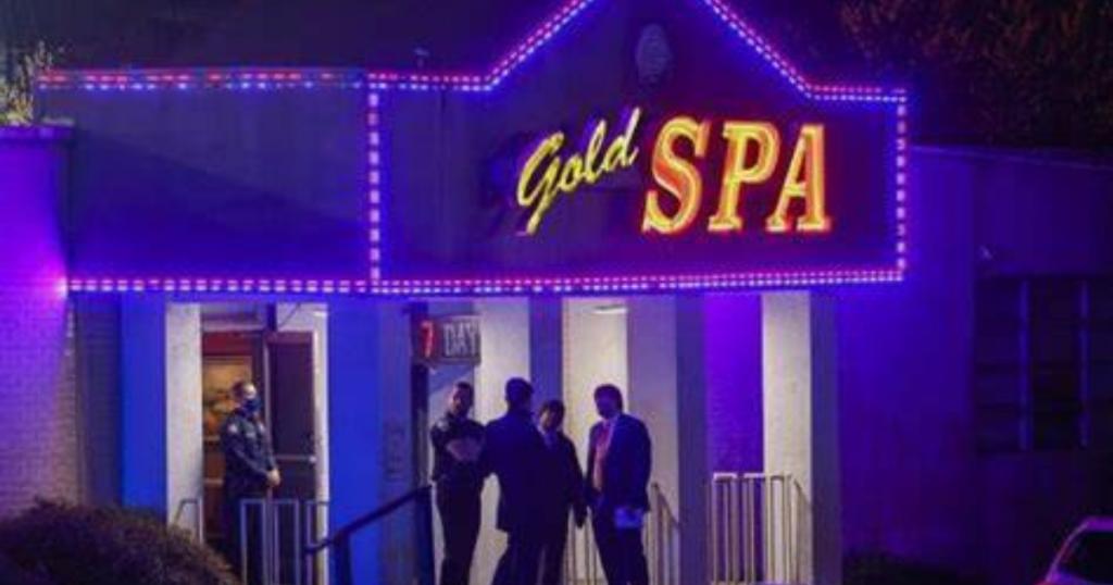 Atlanta shootings: Asian women among eight killed at three spa's