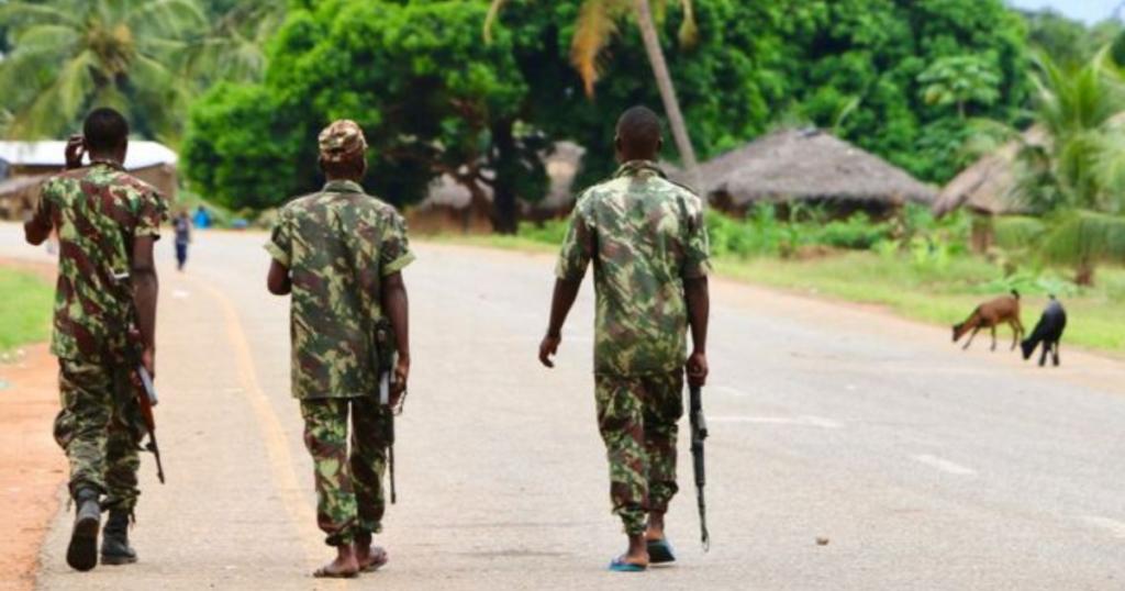 Mozambique insurgency: Militants are beheading children