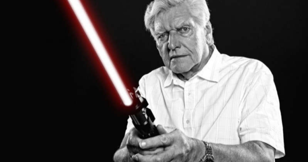 David Prowse's Star Wars memorabilia collection to be auctioned for Alzheimer's Research UK