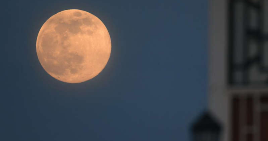 First supermoon of 2021 to rise on Tuesday