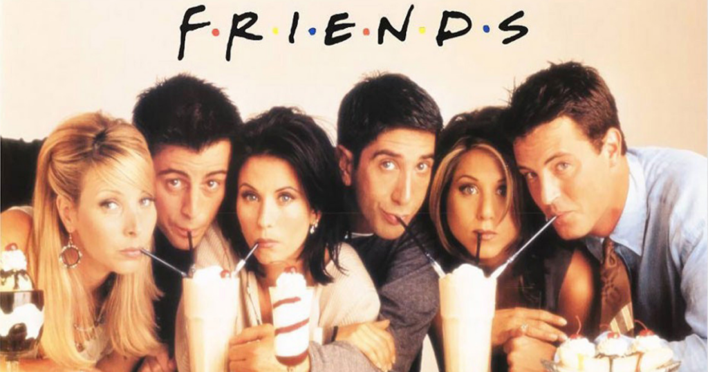 Friends: making audiences laugh by embracing the unexpected in conversation