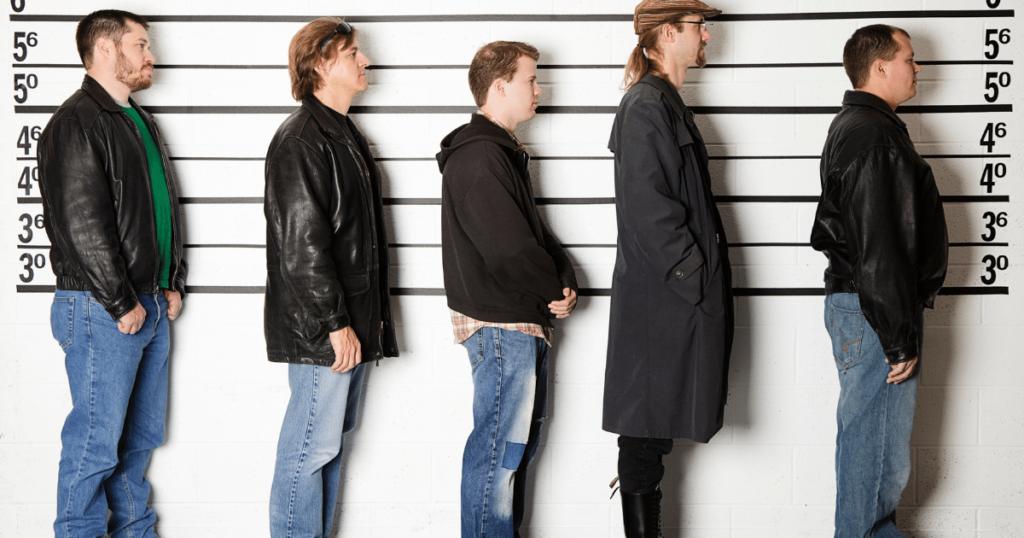 6 eyewitnesses misidentified a murderer