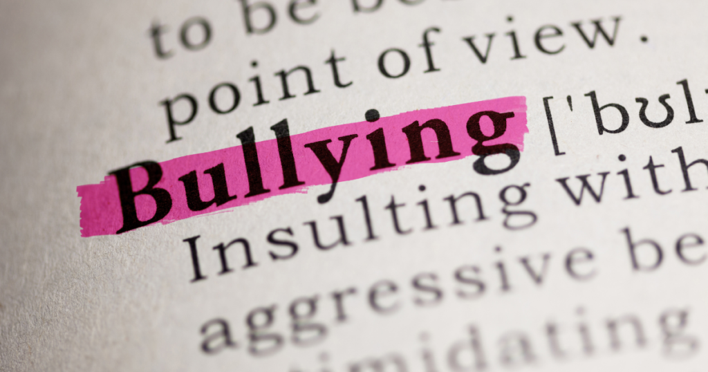 Bullying on the rise in schools