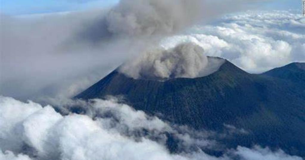 Mount Nyiragongo's volcano: why it's unique and treacherous